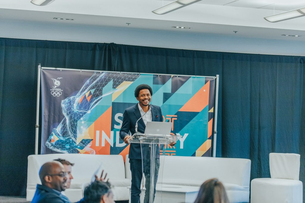 T&T Olympic Committee encourages the spirit of entrepreneurship at Sport IndustryTT Conference