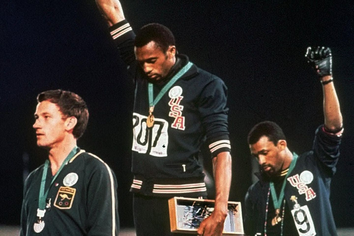 Athletes Will Be Banned From Protesting at the 2020 Tokyo Olympics. But the Games Have a Long History of Political Demonstrations