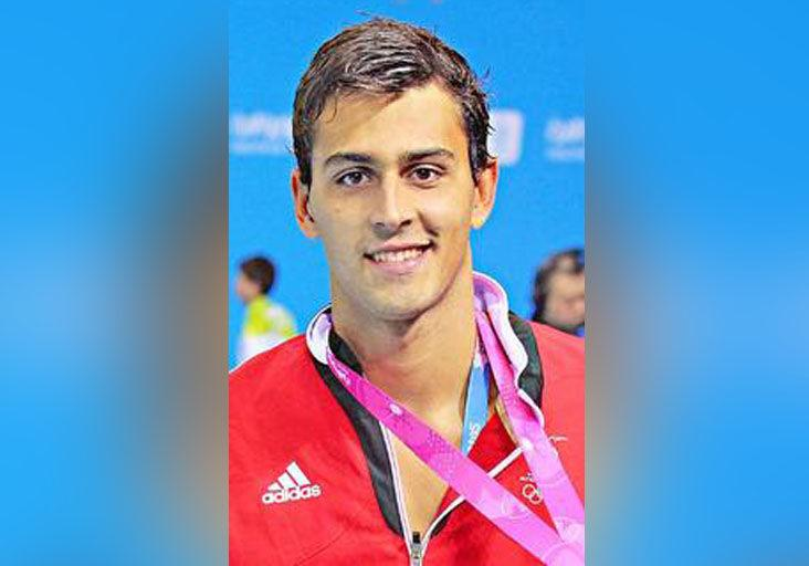 T&T swimmer Dylan Carter