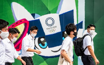 Tokyo 2020 eye further cut to foreign officials attending Olympics and Paralympics